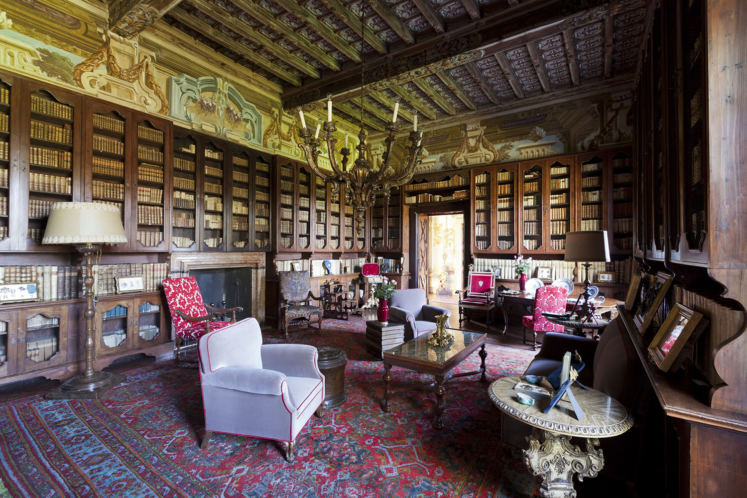 Villa Arese Lucini Welcome to the Castle