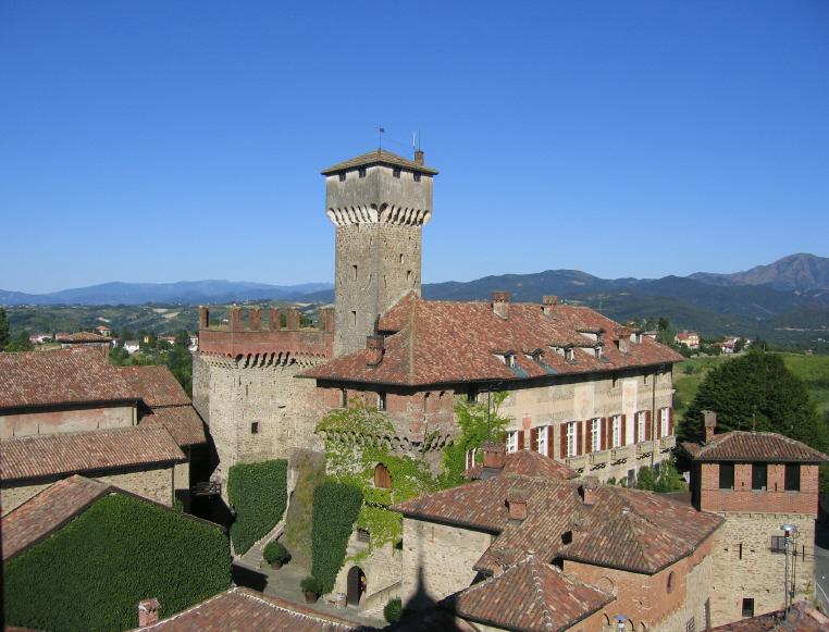 Castello di tagliolo Welcome to the Castle