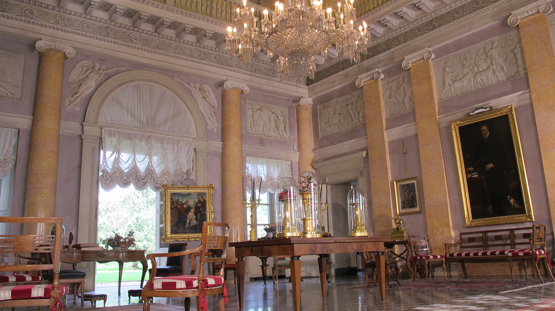 Villa Moroni Welcome to the Castle