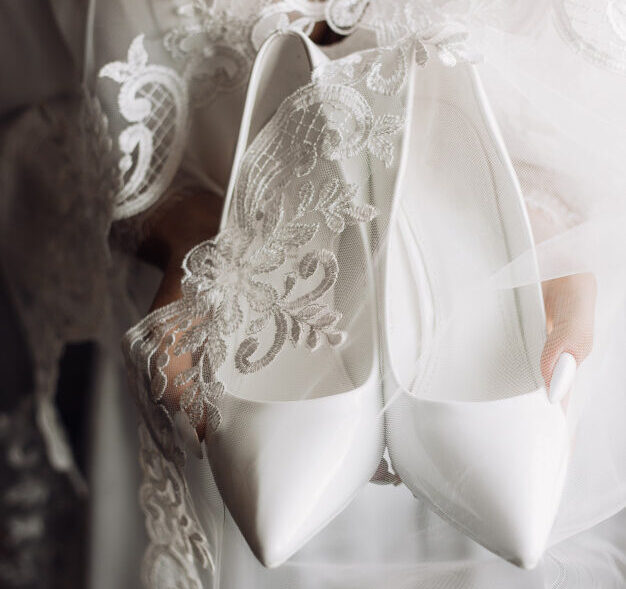 Scarpe Sposa Welcome to the Castle